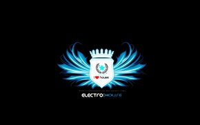Wallpaper Love Electro, Electro House, House, Music, Electro