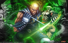 Picture Tekken, Street Fighter, Street Fighter x Tekken