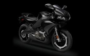 Wallpaper Moto, bike, dark