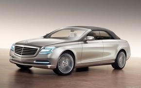Picture Auto, convertible, Mercedes Benz, Concept Car