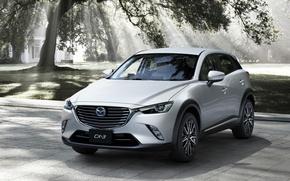 Picture Mazda, JP-spec, 2015, CX-3