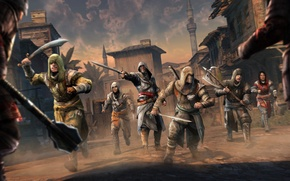 Picture the city, assassin's creed, Ezio, revelations, Ezio auditore da Firenze, Costantinopoli