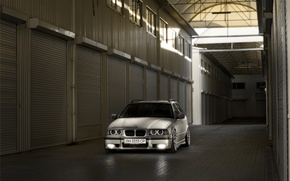 Picture BMW, 3 series, E36, touring, pavilion