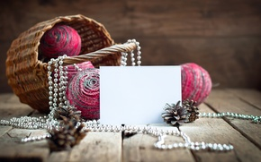 Picture balls, New Year, Christmas, Christmas, New Year, decoration