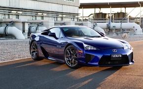 Picture Lexus, 2011, Lexus, AU-spec, LFA