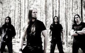 Picture Metal, Rock, Music, hair, look, Finland, Melodic Death Metal, Heavy, insomnium, Finish, band_members