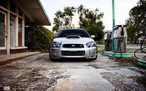 Picture Subaru, Impreza, Stance