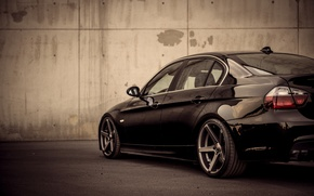 Picture BMW, BMW, Lights, E90, Back, Deep Cpncave