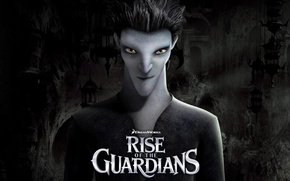 Picture cartoon, DreamWorks, character, Rise of the guardians, Rise of the guardians, Pitch