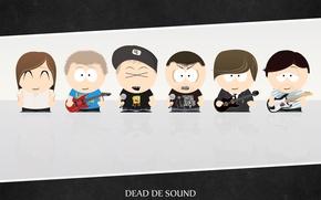 Picture Figure, South Park, Metalcor, Dead de Sound, DDS