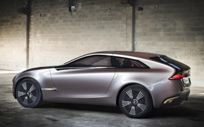 Picture machine, Concept, the concept, Hyundai, Hyundai, i-oniq