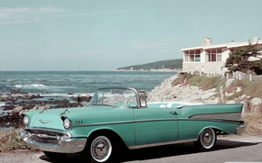 Picture Chevrolet, Bel Air, Convertible