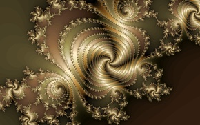 Picture line, pattern, spiral, bending, structure