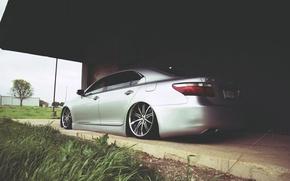 Picture lexus, Lexus, ls600