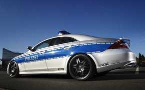 Picture Brabus, police, rocket