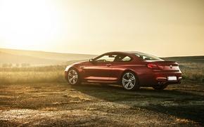 Picture car, BMW, rechange, bmw m6