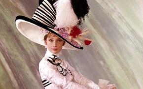 Picture hat, Audrey Hepburn, My fair lady