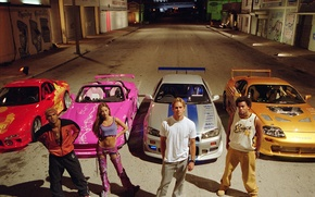 Picture Paul Walker, Nissan Skyline, Paul Walker, Toyota Supra, Brian O'Conner, Slap Jack, Amory Nolasco, Orange …