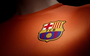 Wallpaper Fc Barcelona, New Kit, 2012/13