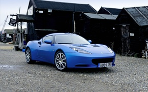 Picture Lotus, cars, cars with cars, lotus evora 2010 widescreen