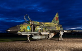 Picture fighter, multipurpose, Gripen, CAN JAS 39