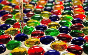 Picture stone, picture, colorful, colorful, stone, pattern