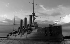 """Picture Saint Petersburg, symbol, Cruiser, Neva, """"Aurora"""", revolution"""