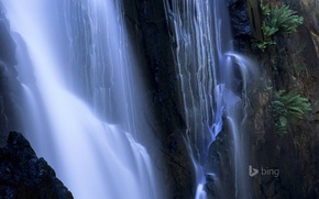 Picture Victoria, Australia, Grampians National Park, waterfall Mac Kenzie