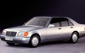 Picture Mercedes-Benz, w140, s320, dorest