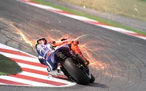 Picture Yamaha, YZR-M1, Moto, Jorge, Lorenzo, Jorge, Lorenzo