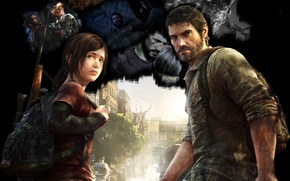 Picture Ellie, The Last of Us, Joel, Naughty Dog, Some of us, Joel, Ellie, The last …