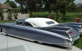 Picture Eldorado, Cadillac, coupe, 1960, classic