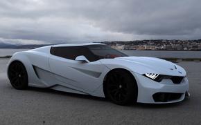 Picture car, BMW, M10.Concept