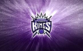 Wallpaper NBA, Background, Logo, Sacramento, Sacramento Kings, Kings, Basketball, Purple