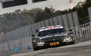 Picture BMW, BMW, Lights, DTM, Bruno Spengler