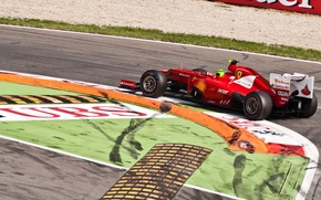 Wallpaper Grand Prix, Italian, Monza 2012
