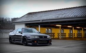 Picture Nissan, Skyline, R33
