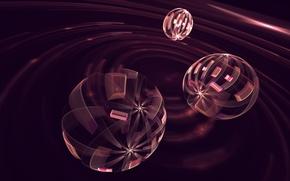 Picture pattern, fractal, ball, fractals