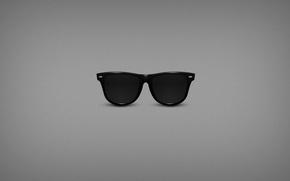 Picture minimalism, glasses, rabeni, Ray Ban