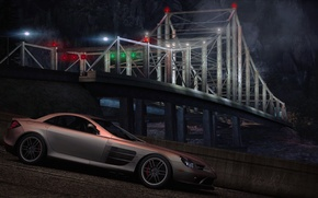 Picture City, Need for speed world, Mercedes Mclaren 722