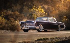 Picture Lincoln, Continental, retro, luxury, 1956, Mark II, 60A