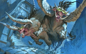 Picture Magic: The Gathering, Jesper Ejsing, Tooth and Nails
