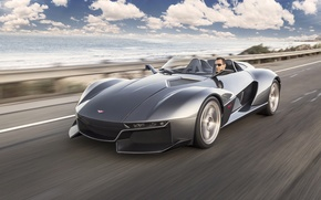 Picture supercar, Beast, 2015, Rezvani Motors