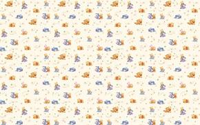 Picture texture, friends, children's, Disney, Winnie The Pooh