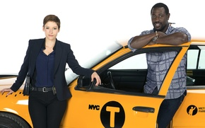 Picture look, background, The series, actors, Movies, Taxi Brooklyn, Taxi Brooklyn South
