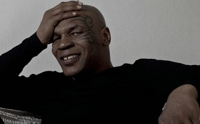 Picture smile, tattoo, Boxing, tattoo, boxer, boxing, Mike Tyson, Mike Tyson