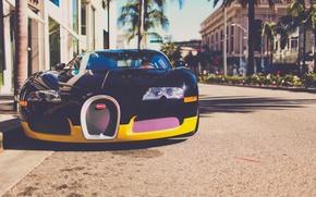 Picture the city, veyron, bugatti, california, los angeles