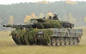 Picture weapons, tank, Leopard