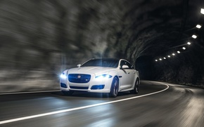 Wallpaper Jaguar, Jaguar, XJR, 2015, X351