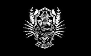Picture Music, Logo, Gas mask, Knives, Logo, Music, Black, Minimalism, Dirty Louis, Brick Bazuka, PTZ Underground, …